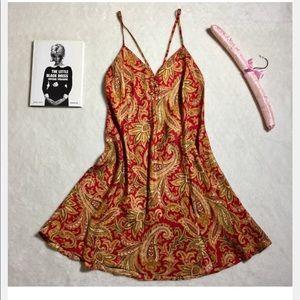 Vintage 1980s Victoria Secret Slip